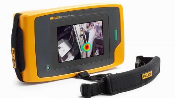Fluke ii900 Industrie Schallkamera 64 Mikrofone Sonic Industrial Imager 1280x800 Pixel
