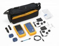 Fluke DSX-600 INTL 500MHz CableAnalyzer Netzwerktester