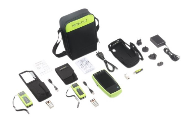 Fluke Netscout LinkRunner LR-G2-LS-KIT Smart Network-Tester