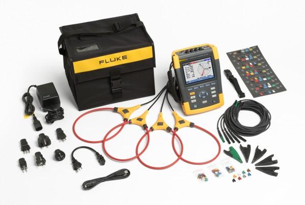 Fluke 435 II INTL Analysator für Netz- und Stromversorgung Netzanalyse
