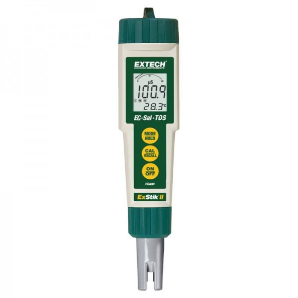 Extech EC400 ExStik Leitfähigkeit TDS Salzgehalt Temperatur