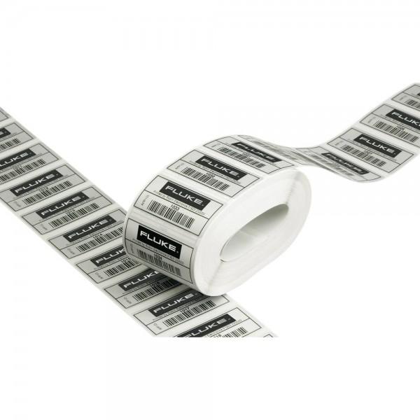 Fluke APP1000 Barcode Etiketten 1-1000 1000 Stück Aufkleber mit Zahlen für Barcode-Anwendungen,