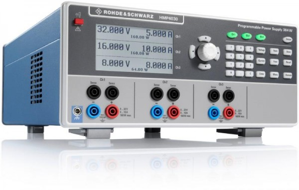 Rohde & Schwarz HMP4030 Labornetzgerät 384W Hameg