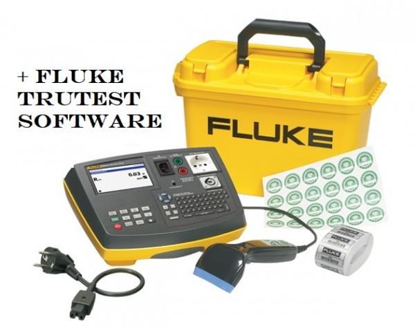 Fluke 6500-2 DE Gerätetester KIT 2 incl. TruTest™ Software, DGUV V3 0701/0702