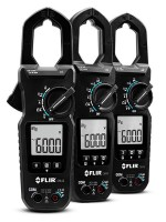 Flir CM44 Digitale AC-Stromzange 400 A TRMS mit Typ K