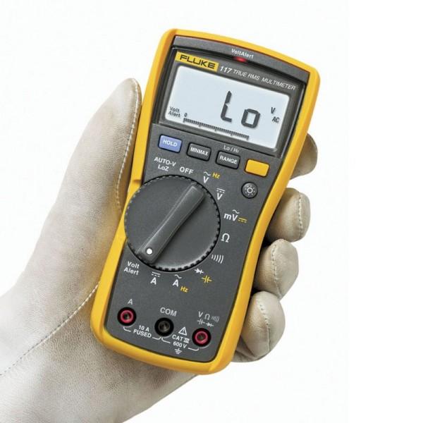 Fluke 117 Digital Multimeter Digitalmultimeter 2583647
