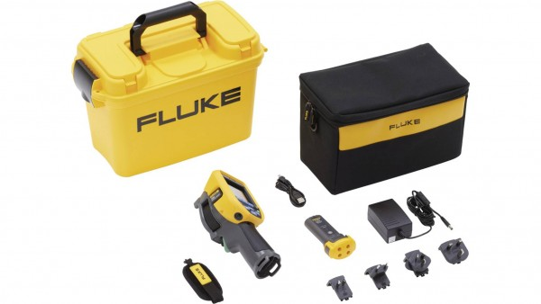 Fluke TiS55+ Wärmebildkamera 252 x 192 Pixel -550°C IR Fusion + Touchscreen