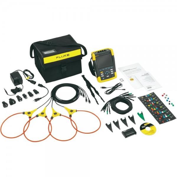 Miete Fluke 434II Stromversorgungsanalysator Netzanalysator EN50160