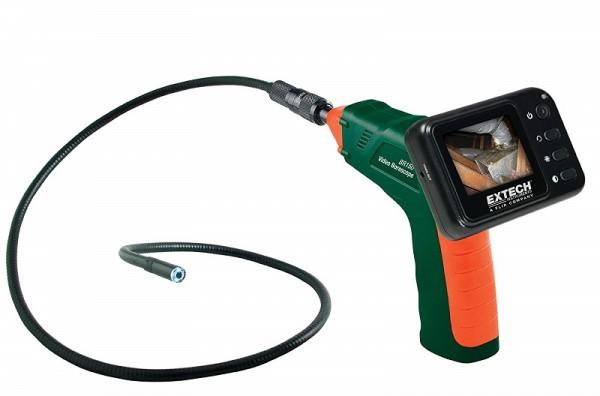 Extech BR200 Videoscope Endoskop 17mm 1m Länge Inspektionskamera