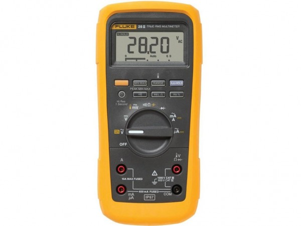 Fluke 28II 28 28-II Digitalmultimeter Multimeter