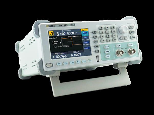 OWON AG2052F 50MHz Funktionsgenerator DDS Arbitrary Waveform Generator
