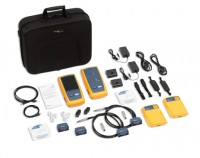 Miete Fluke DSX2-8000 Netzwerktester bis Klasse EA Cat.8.1 EN 50173 oder ISO/...
