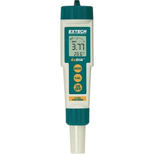 Extech CL200 wasserdichtes Chlormessgerät