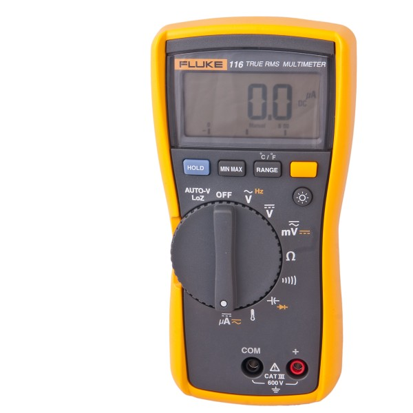 Fluke 116 Digital Multimeter Digitalmultimeter 2583601