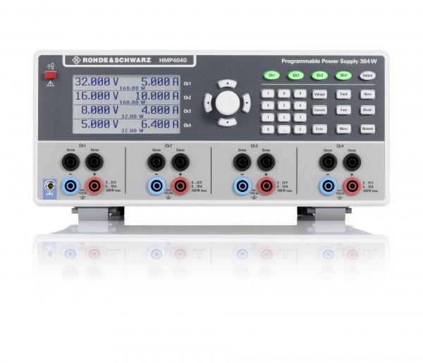 Rohde & Schwarz HMP4040 4 Kanal Labornetzgerät 384W Hameg