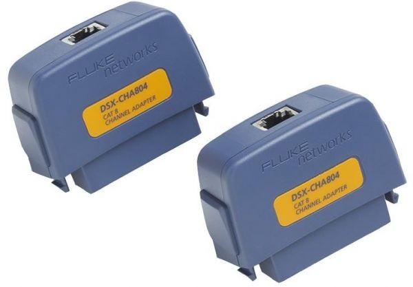 Fluke Networks DSX-CHA804S Cat 8/Klasse I-Adapter für DSX-8000