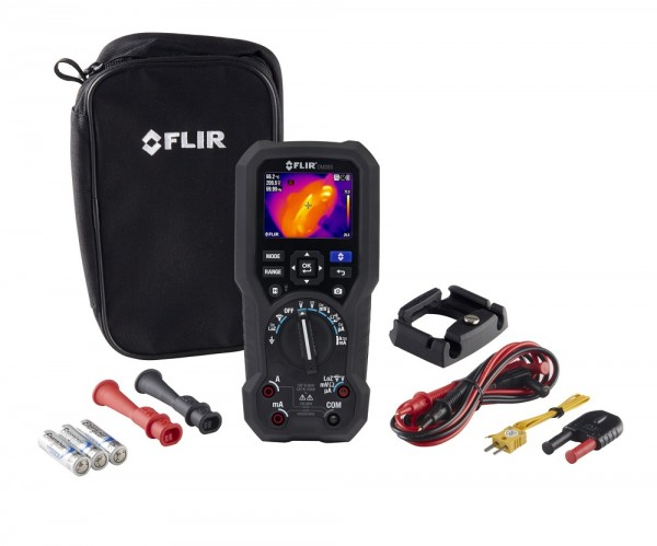FLIR DM285 Wärmebild Multimeter mit IGM 18 Funktionen + Bluetooth