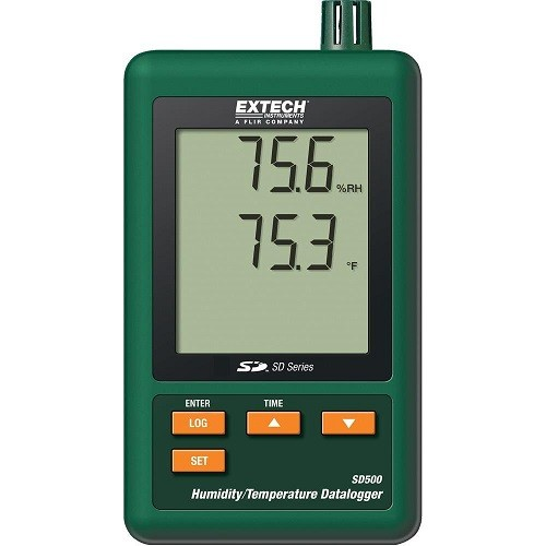 Extech SD500 SD-Serie Hygro Thermometer Datenlogger