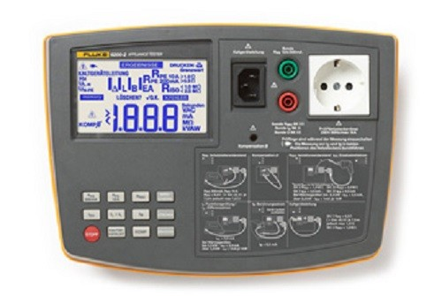 Fluke 6200-2 neue Serie Gerätetester nach DGUV V3