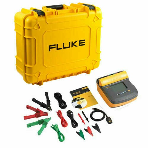 Fluke 1555/KIT Isolationsmessgerät, 250 V - 10 kV