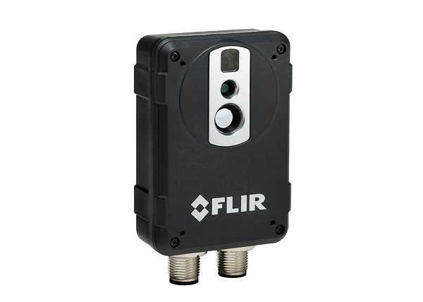 FLIR AX8 Starter SET Wärmebild- + Tageslichtkamera für die kontinuierliche Temperaturüberwachung und