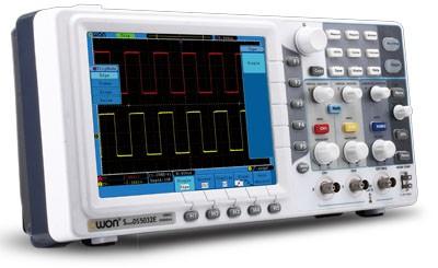 OWON SDS5032E 30MHZ digitales 2 Kanal Oszilloskope