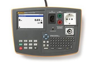 Kalibrierung Gerätetester wie Fluke 6500-2, 6200-2, Secutest oder vergleichbar