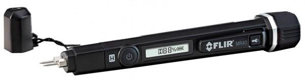Flir MR40 Feuchtemessgerät Feuchtigkeitsstift + Taschenlampe