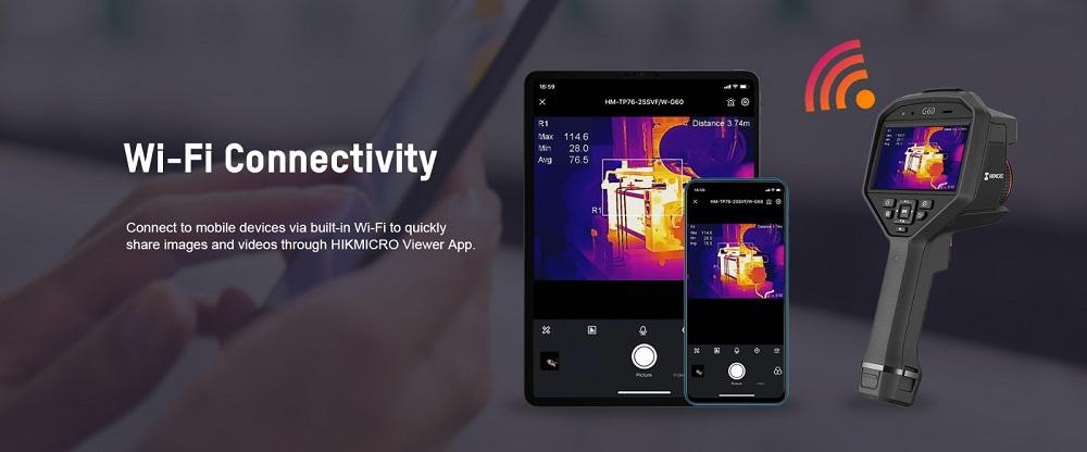 Wi-Fi-Connectivity