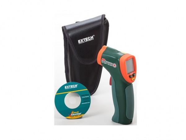 Extech 42510A Mini IR Thermometer -50°C bis 650°C Flir 0,1 Grad genaue Auflösung